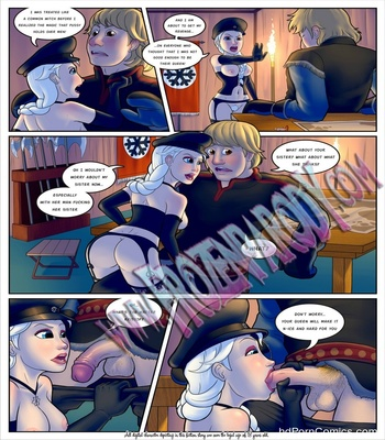 Frozen Parody 2 Sex Comic sex 9