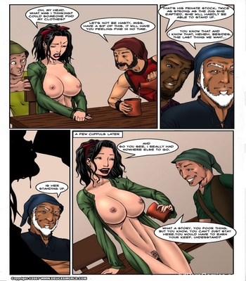 Fucked Up Fairy Tales – Not So White Sex Comic sex 13