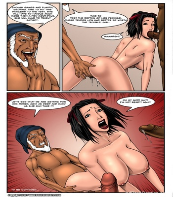 Fucked Up Fairy Tales – Not So White Sex Comic sex 16