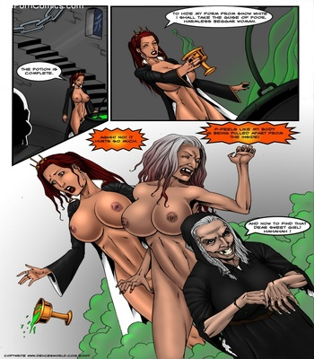 Fucked Up Fairy Tales – Not So White Sex Comic sex 19