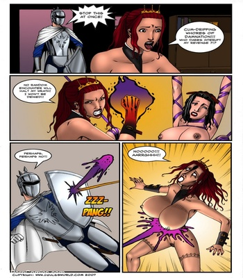 Fucked Up Fairy Tales – Not So White Sex Comic sex 29