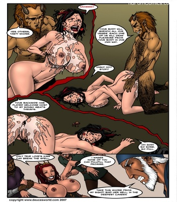 Fucked Up Fairy Tales – Not So White Sex Comic sex 33