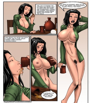 Fucked Up Fairy Tales – Not So White Sex Comic sex 9