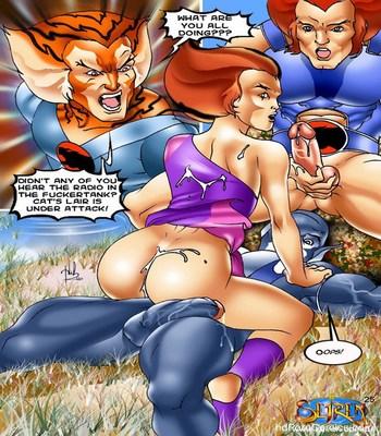 Fuckercats Sex Comic sex 26