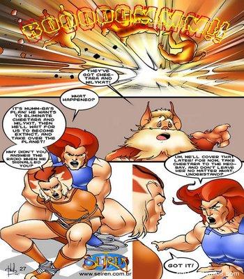 Fuckercats Sex Comic sex 28