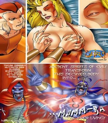 Fuckercats Sex Comic sex 30