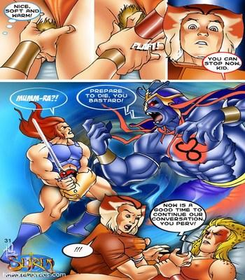 Fuckercats Sex Comic sex 32