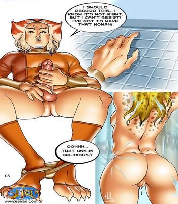 Fuckercats Sex Comic sex 6