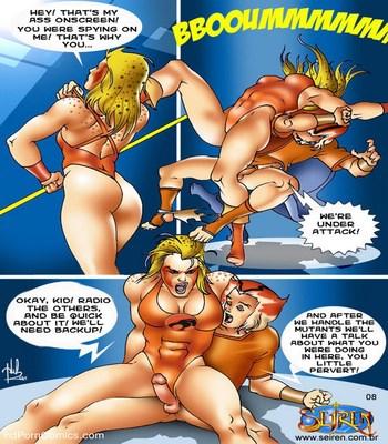 Fuckercats Sex Comic sex 9