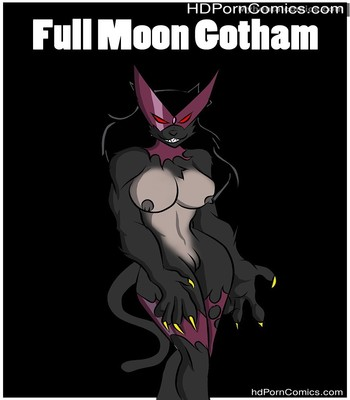 Full Moon Gotham Sex Comic thumbnail 1