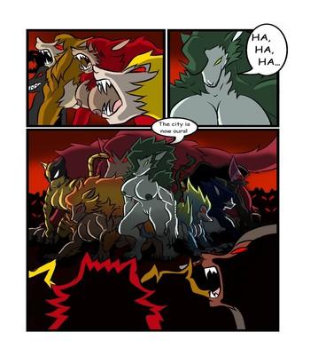 Full Moon Gotham Sex Comic