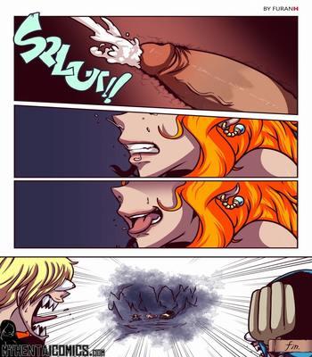 Furanh – One Piece – Golden Training free Porn Comic