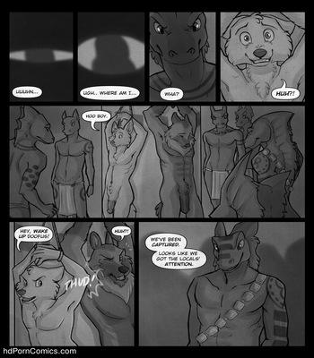 Furbitten Planet 12 free sex comic