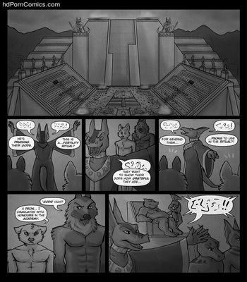 Furbitten Planet 15 free sex comic