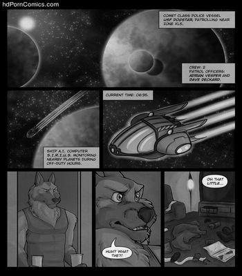 Furbitten Planet 2 free sex comic
