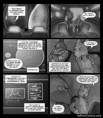 Furbitten Planet 5 free sex comic