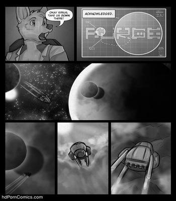 Furbitten Planet 6 free sex comic