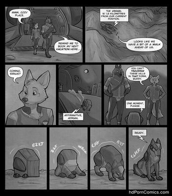 Furbitten Planet 8 free sex comic