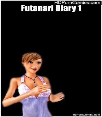 Porn Comics - Futanari Diary 1 Sex Comic