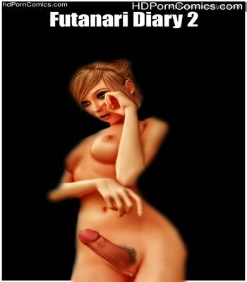 Porn Comics - Futanari Diary 2 Sex Comic