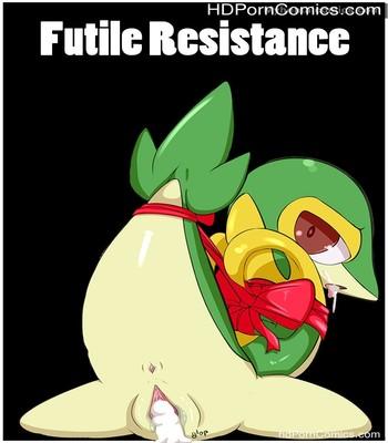 Porn Comics - Futile Resistance Sex Comic