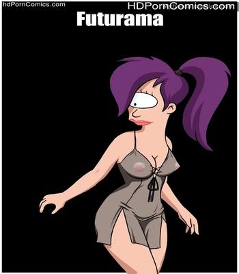 Porn Comics - Futurama Sex Comic