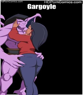 Porn Comics - Gargoyle Sex Comic