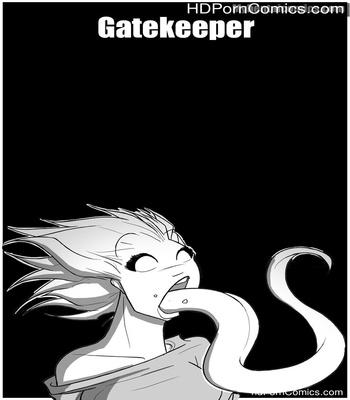 Porn Comics - Gatekeeper Sex Comic