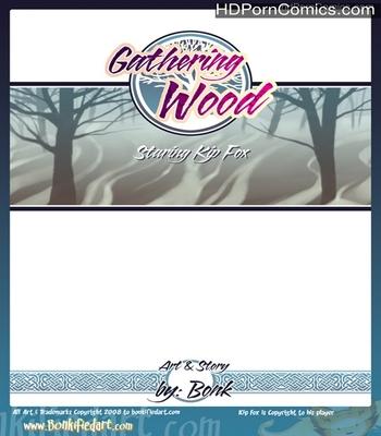Porn Comics - Gathering Wood Sex Comic