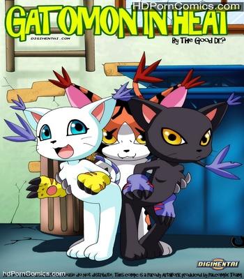 Gatomon In Heat 1 Sex Comic