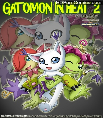 Porn Comics - Gatomon In Heat 2 Sex Comic