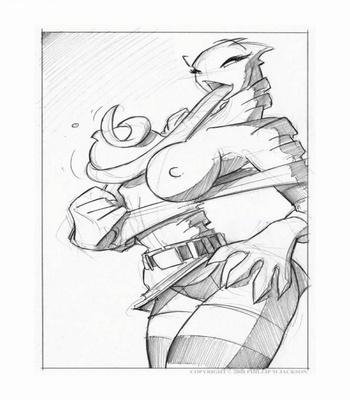 Gecko Girl Sex Comic sex 10