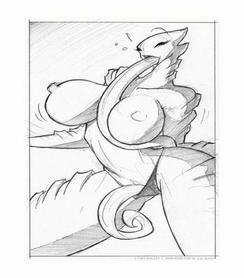 Gecko Girl Sex Comic sex 12