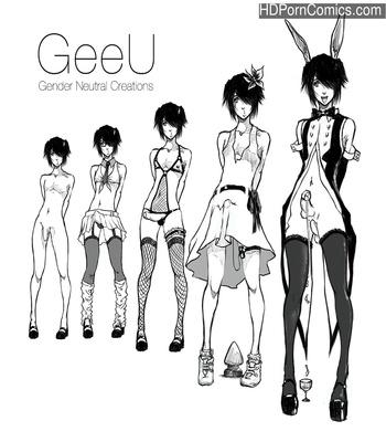 Porn Comics - Gender Neutral Creations 1 Sex Comic