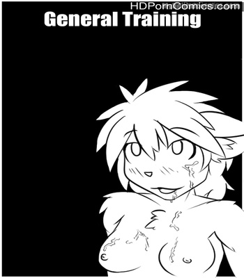 Porn Comics - General Training Sex Comic