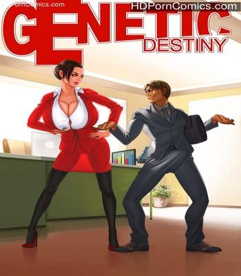 Porn Comics - Genetic Destiny 1 Sex Comic