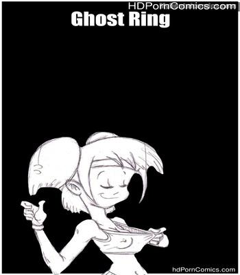 Porn Comics - Ghost Ring Sex Comic