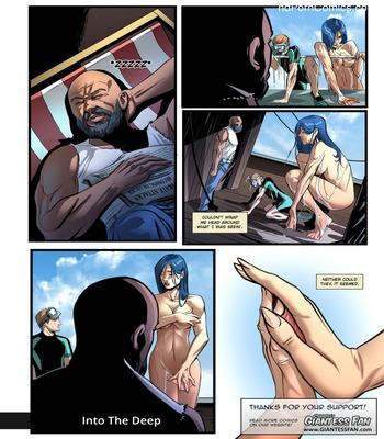 GiantessFan – A Weekend Alone 8 free Cartoon Porn Comic