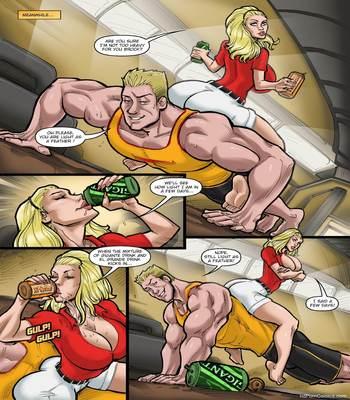 Gigante Lake 3 free Porn Comic sex 12
