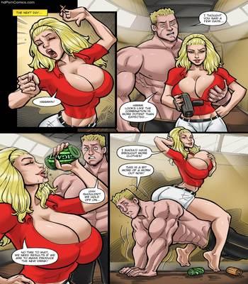 Gigante Lake 3 free Porn Comic sex 14