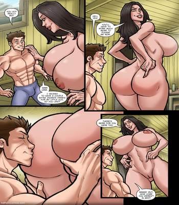 Gigante Lake 3 free Porn Comic sex 3