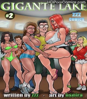 Porn Comics - Gigante Lake 2 Sex Comic