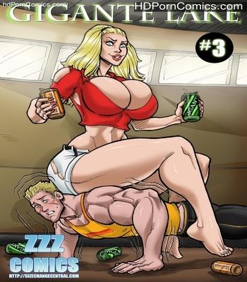 Porn Comics - Gigante Lake 3 Sex Comic