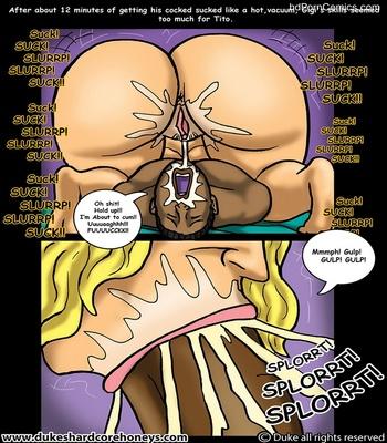 Gigi – Big Ass Italian Bartender 1 Sex Comic sex 15