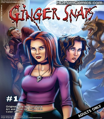 Porn Comics - Ginger Snaps 1 Sex Comic