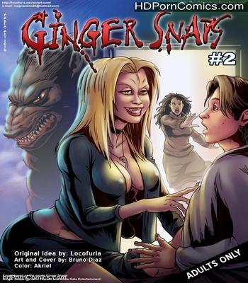 Porn Comics - Ginger Snaps 2 Sex Comic