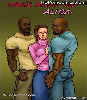 Girls Night Out- Alisa free Porn Comic thumbnail 1