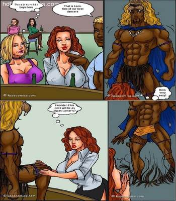 Girls Night Out- Sherrie4 free sex comic