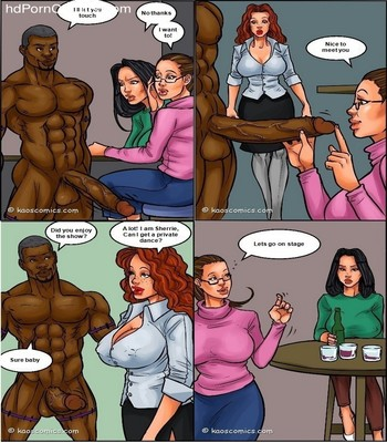 Girls Night Out- Sherrie9 free sex comic