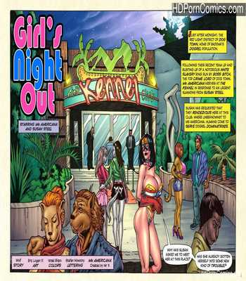 Porn Comics - Girls night out free Porn Comic